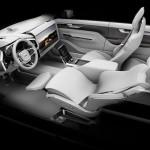 Volvo Concept 26 autonomous zero-emission car