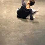 Andrea Buckley at Siobhan Davies Dance Barbican