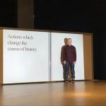 Charlie Morrissey at Siobhan Davies Dance Barbican