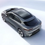 Jaguar I-Pace electric car concept