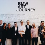 Thomas Girst and the BMW Art Journey shortlist