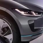 Jaguar I-Pace electric car concept