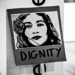Women's March London 21 January 2017 - Photo © Leigh Banks