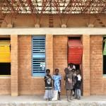 Diébédo Francis Kéré's award-winning Gado school