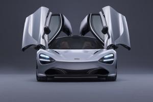 McLaren 720S at Geneva Motor Show 2017