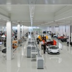 The McLaren Production Centre