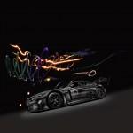 BMW Art Car #18 by Cao Fei