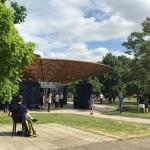 Serpentine Pavilion 2017 by Francis Kere © Design Talks