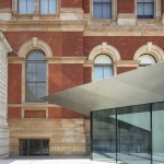 V&A Exhibition Road Quarter designed by AL_A picture ©Hufton+Crow