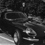 Ferrari 275 GTB 4 by Scaglietti with Steve McQueen, 1967 © RM Auctions