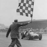 First Ferrari win in a GP valid for the Formula 1 World Championship, 1951 © Museo Ferrari
