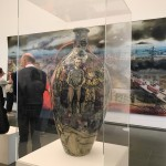 Grayson Perry at the Serpentine Gallery © Nargess Banks