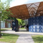 Serpentine Pavilion by Francis Kéré Image © Design Talks