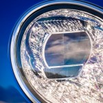 Bentley Continental GT cut-crysall lights