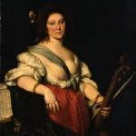 The Viola da Gamba Musician, oil painting, Bernardo Strozzi, 1630 – 40, Germany. © 2017. Photo Scala, Florence/bpk, Bildagentur fuer Kunst, Kultur und Geschichte, Berlin
