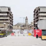 John Madin, Birmingham City Library, Birmingham, Great Britain, 1969–1973, demolished in 2016. Photo © Jason Hood 2016