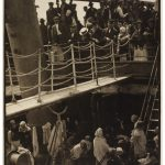 The Steerage Alfred Stieglitz 1907. Gift of the Georgia O'Keeffe Foundation © V&A Ocean Liners: Speed & Style