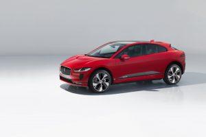 Jaguar's all-electric I-Pace