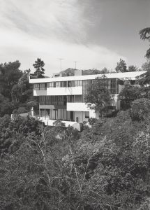 Richard Neutra, Lovell Health House, Los Angeles, 1929. Picture © courtesy of the Estate of Marvin Rand