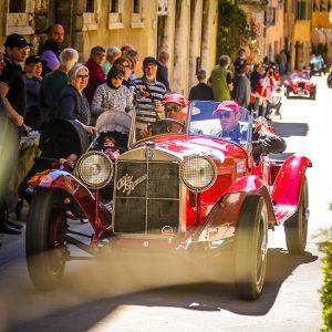 Alfa Romeo 1928 6C 1500 Super Sport with coachwork by Stabilimenti Farina