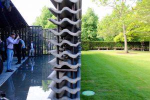 Serpentine Pavilion by Freda Escobedo © Nargess Banks