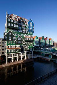Amsterdam's Inntel Hotel by WAM Architecten © Frans lemmens/Alamy Stock Photo