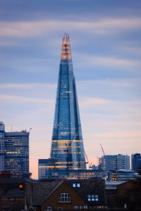 The Shard in London by Renzo Piano © CW Images/Alamy Stock Photo
