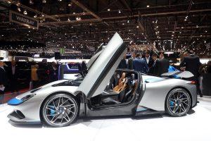 Battista by Automobili Pininfarina