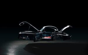 Jaguar XK120 by Lunaz