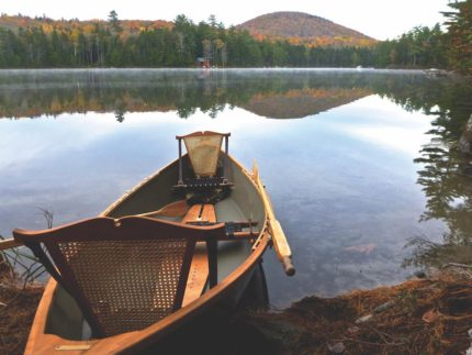 Adirondack Guideboat's Vermont Fishing Dory craft