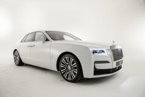 2020 Rolls-Royce Ghost © Leigh Banks