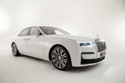 2020 Rolls-Royce Ghost © Leigh Banks
