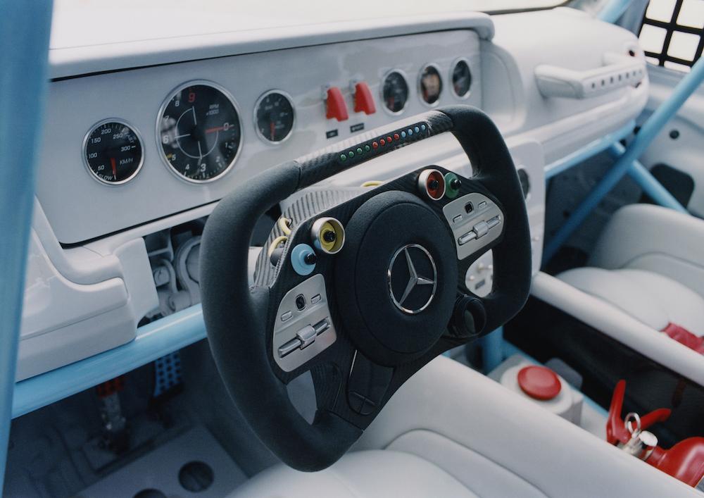 G-Class by Mercedes-Benz AG & Virgil Abloh