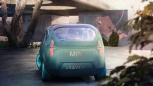 MINI 2020 Vision Urbanaut