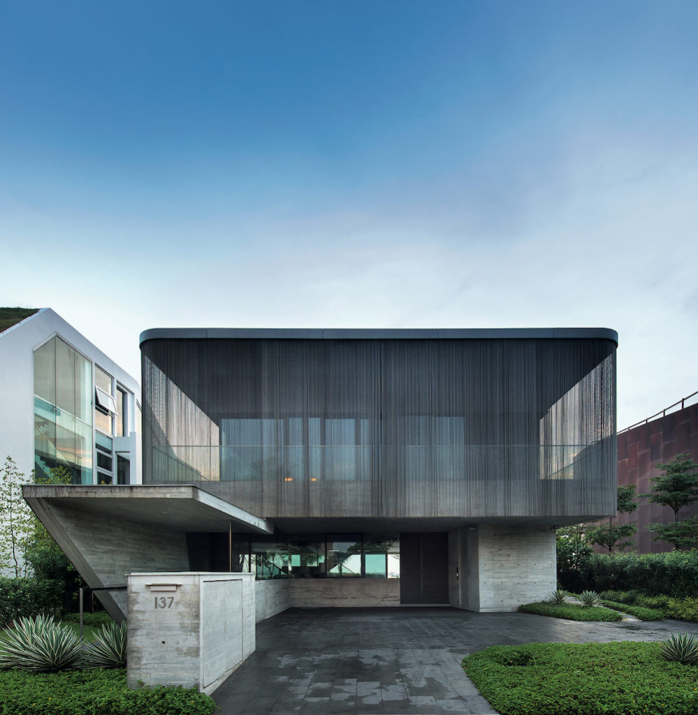 'The Party House' by Mok Wei Wei © Edwards Hendricks