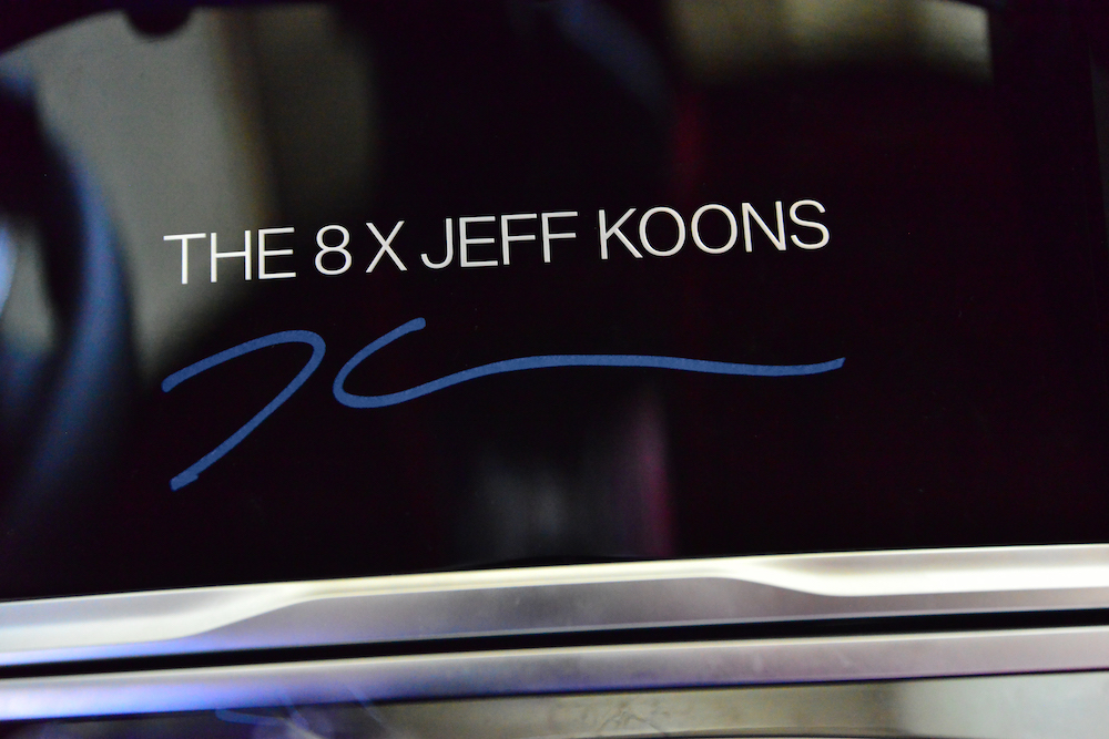 JEFF KOONS x BMW
